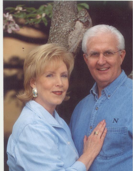 Jim and Sandra Binney