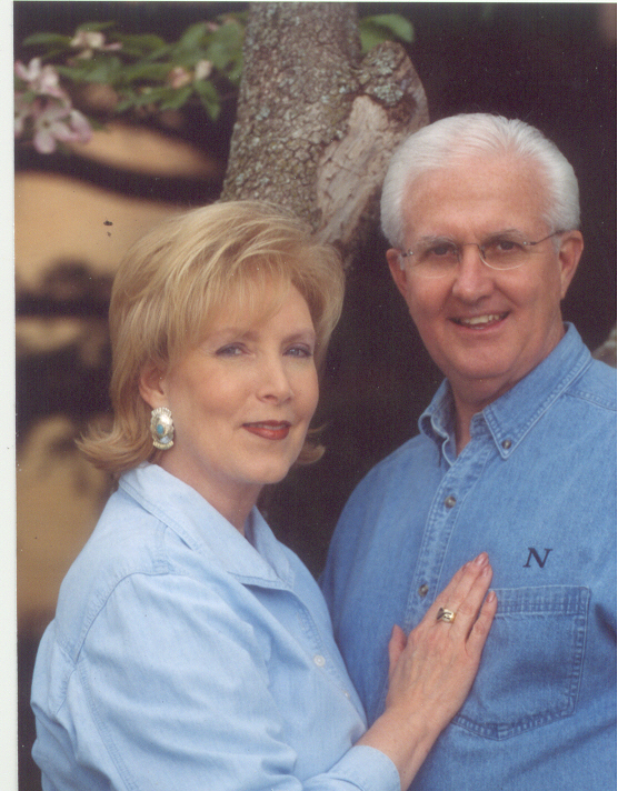 Jim and Sandra Binney