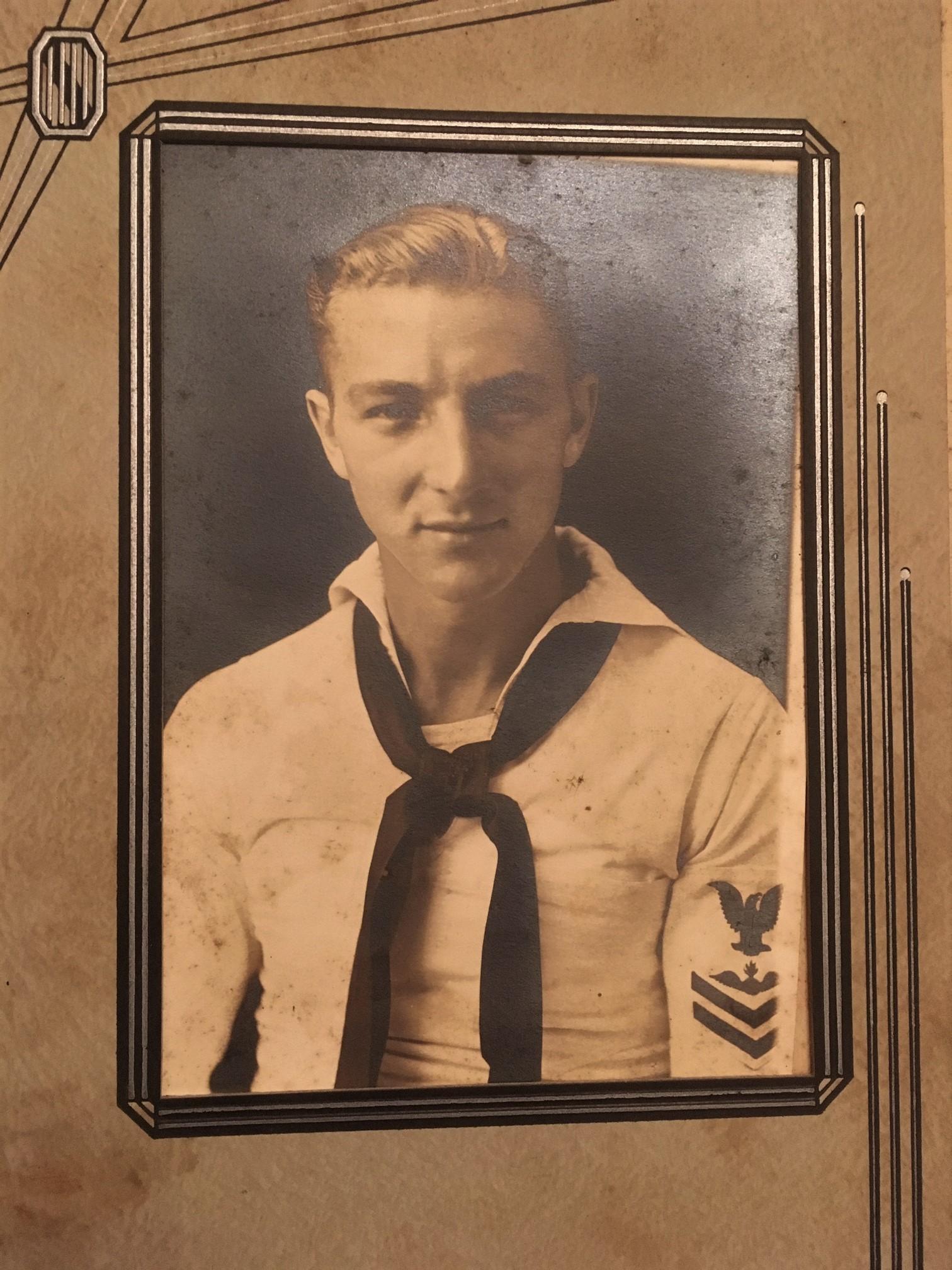 Dad Sailor