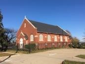 Ft DSM Chapel Outside